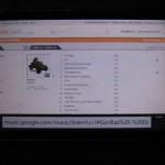 IE9 na ležáka, GMusic stránka